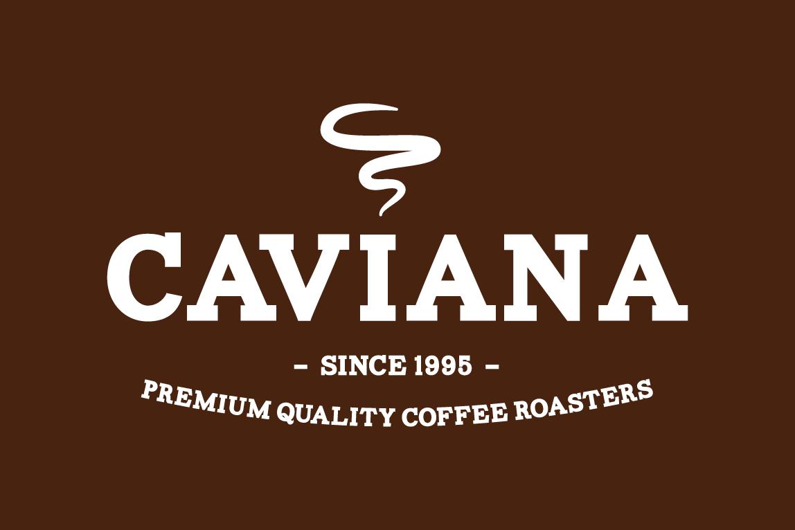 logo de caviana venta de cafe